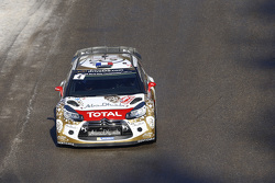 Sébastien Loeb e Daniel Elena, Citroën DS3 WRC, Citroën Total Abu Dhabi World Rally Team