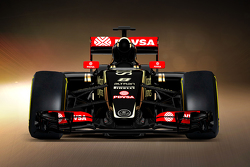 The new 2015 Lotus E23 Hybrid