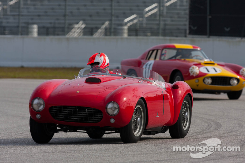 1954 Ferrari 375MM PF Spyder
