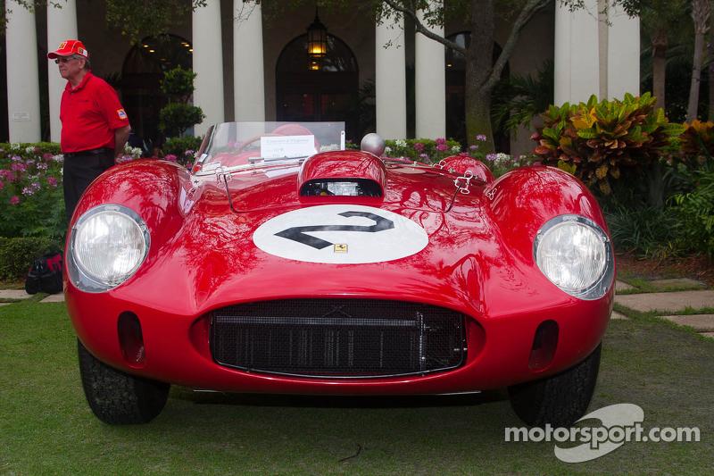 Ferrari 412MI, 1958