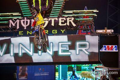 AMA Supercross : Anaheim II