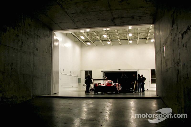 Vorschau auf den Nissan LMP1