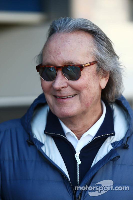Мансур Ожьє, акціонер McLaren