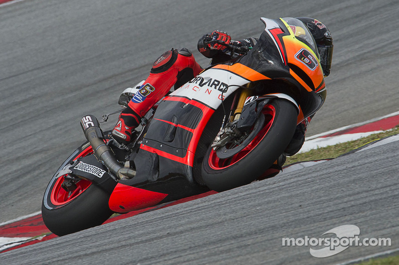 Stefan Bradl, Forward Racing, Yamaha