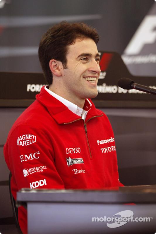 Conférence de presse FIA : Ricardo Zonta