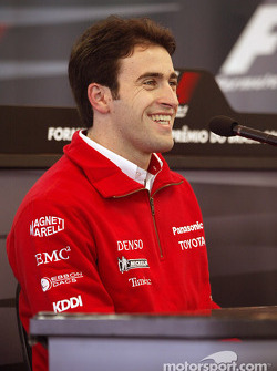 FIA press conference: Ricardo Zonta