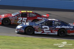 Mike McLaughlin and Ron Hornaday Jr.