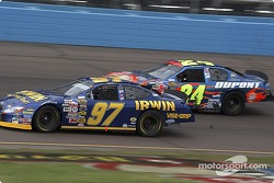 Kurt Busch and Jeff Gordon
