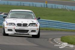 #7 Power Racing Team BMW M3: Mike Keravich III, Owen Trinkler, Andrew Linder