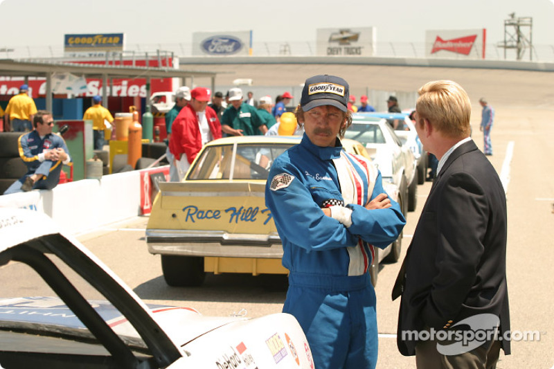 barry pepper as dale earnhardt with david sherrill as. Black Bedroom Furniture Sets. Home Design Ideas