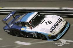#79 John Fitzpatrick Racing Porsche 935/81: John Fitzpatrick, David Hobbs