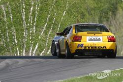 #14 Frederick Motorsports Mustang Cobra R: Stephan C. Roy, Greg Camp
