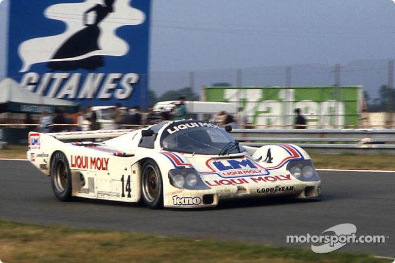 #14 Liqui Moly Porsche 956B: Mauro Baldi, Price Cobb, Rob Dyson