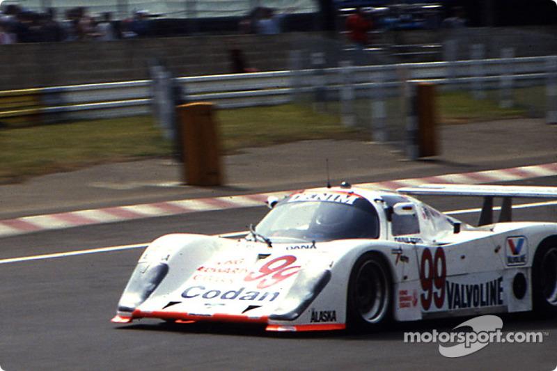 #99 Roy Baker Racing Tiga Tiga GC286 Ford: Thorkild Thyrring, Nick Nicholson, John Sheldon