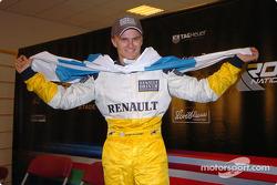 Представление гонщиков: Хейкки Ковалайнен