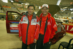 Pornsawan Siriwattanakun and Pornthep Sukafuta