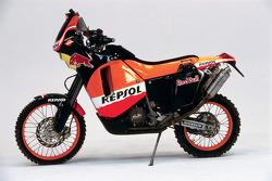 Isidre Esteve Pujol's bike