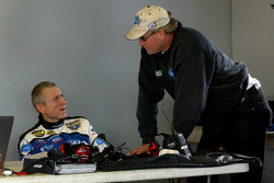 Mark Martin with crew chief Pat Tryson