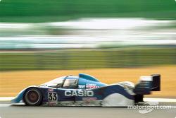 #33 Tom's Toyota TS010: Pierre-Henri Raphanel, Kenny Acheson, Masanori Sekiya