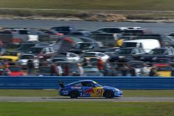 #51 Red Bull Ebimotors Porsche GT3 Cup: Dieter Quester, Karl Wendlinger, Johnny Mowlem, Vincent Vosse