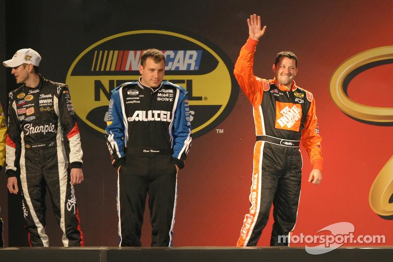 Drivers presentation: Tony Stewart