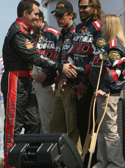 Drivers presentation: Mike Bliss