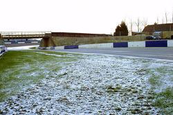 Snow at Bridge