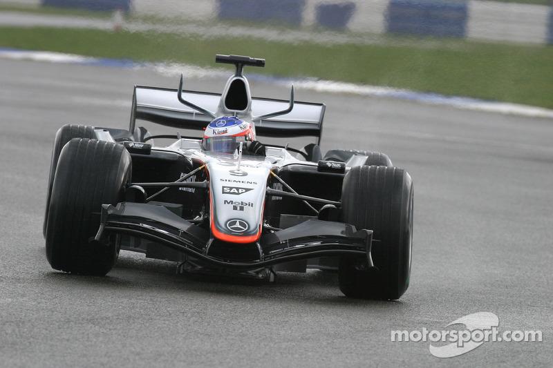 McLaren MP4-20 (2005)