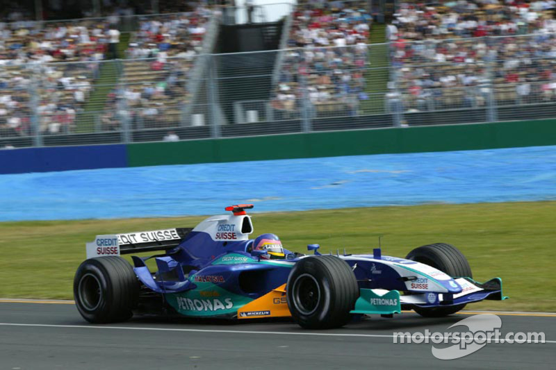 2005: Sauber-Petronas C24