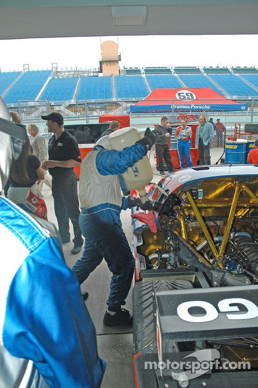 Le garage du Howard - Boss Motorsports