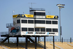 Light system at Phoenix International Raceway