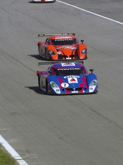 #2 CITGO - Howard - Boss Motorsports Pontiac Crawford: Andy Wallace, Milka Duno, #09 Spirit of Daytona Racing Pontiac Crawford: Doug Goad, Stephan Gregoire