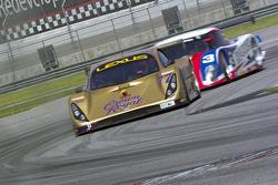 #77 Doran Racing Lexus Doran: Fabrizio Gollin, Matteo Bobbi