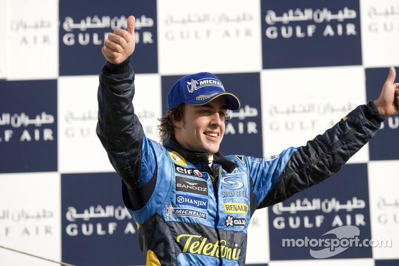 В 9 случаях из 13 Гран При Бахрейна выигрывал будущий чемпион сезона