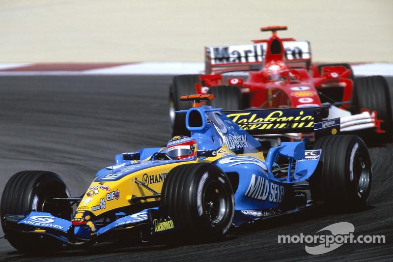 2005, Гран Прі Бахрейну