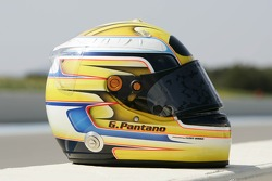 Helmet of Giorgio Pantano