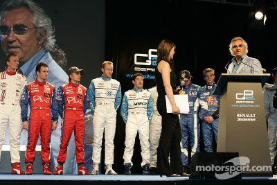 Lanzamiento de la GP2 Series
