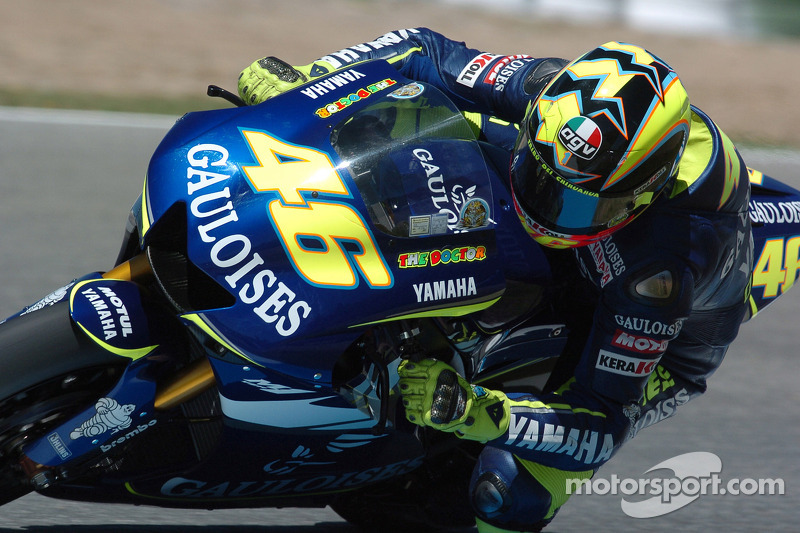 2005: Valentino Rossi (Yamaha YZR-M1)