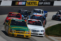 Kevin Harvick leads