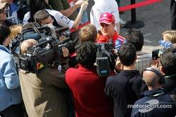 Interviews for Michael Schumacher