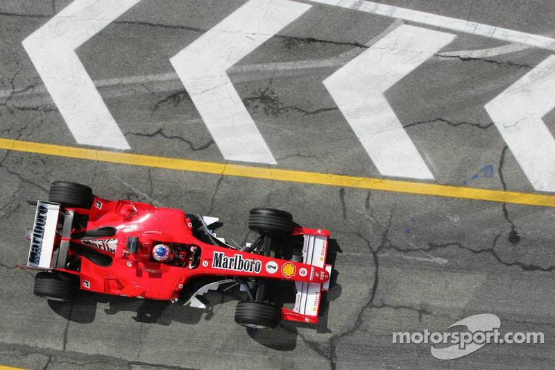 Rubens Barrichello: 323 Rennen