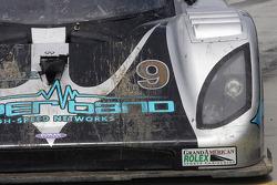 Mud on the Hyper Sport Infiniti Doran