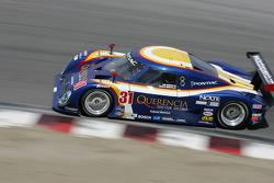#31 Margraf Racing Pontiac Riley: Charles Morgan, Rob Morgan