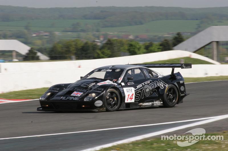 #14 Lister Racing Lister Storm GT: Liz Halliday, Justin Keen