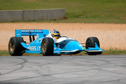 Билл Харт за рулем автомобиля Lola серии ChampCar