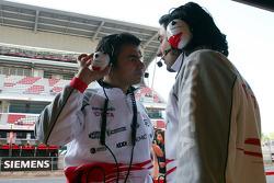 Dieter Gass and Francesco Nenci