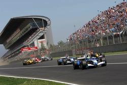 Start: Felipe Massa