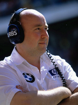 WilliamsF1 CEO Chris Chapel