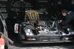 Lister Storm GT of Keen and Halliday