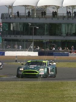 #28 Aston Martin Aston Martin DBR9: Darren Turner, David Brabham